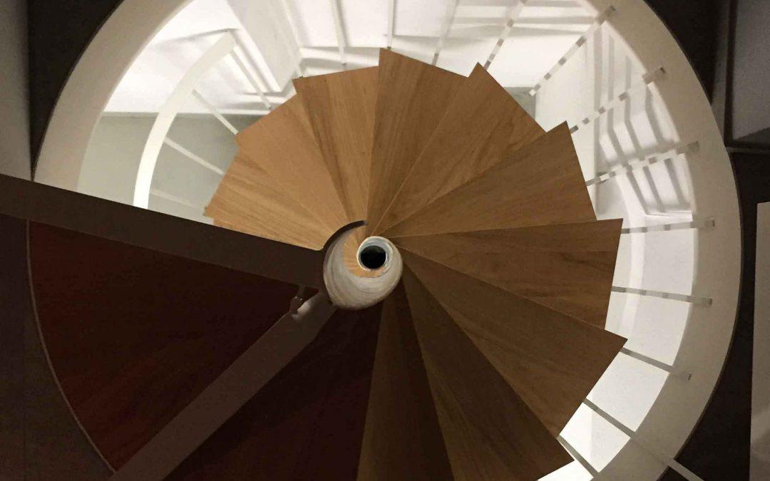 Escalier compact