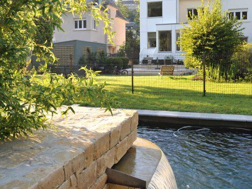Rénovation et agrandissement d'une maison à Luxembourg